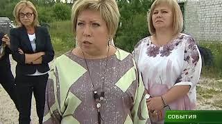 В городе Фокино прошло выездное заседание чернобыльского комитета облдумы 15 06 18