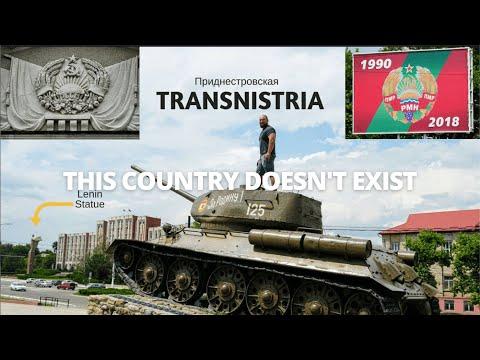 Traveling to Tiraspol, Transnistria - Present Day Soviet USSR