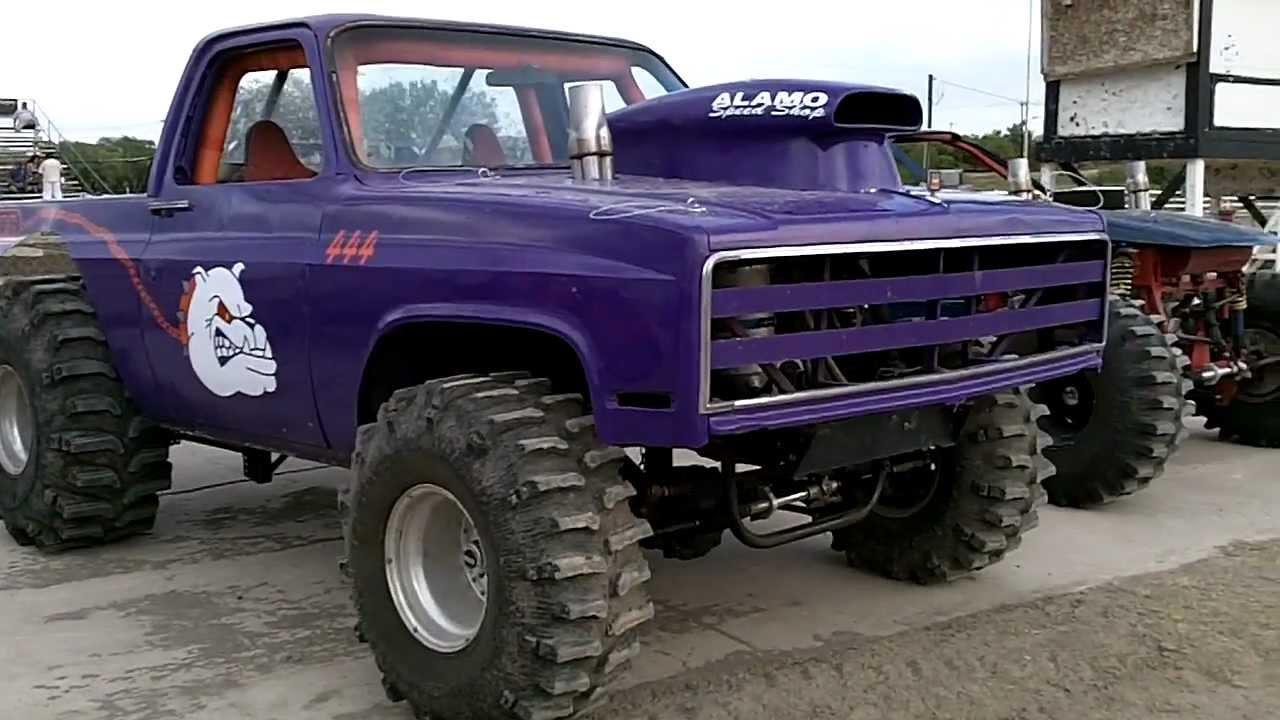 Chevy San Antonio >> SIGNDOG Chevy POWER Mud Dragster San Antonio, TX - YouTube