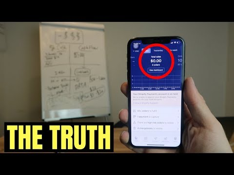 How Much Money Does It Take To Succeed On Shopify (*TRUTH*)