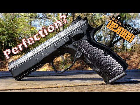 How to Disassemble and Reassemble the CZ-75 SP-01 Shadow from YouTube · Duration:  17 minutes 44 seconds