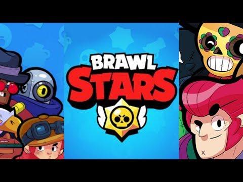 SA PART EN LIVE SUR BRAWL STARS !!!!
