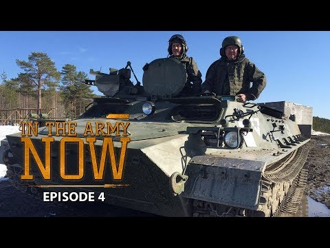 Arctic Regiment as testing ground for cutting-edge military hardware – In the Army Now Ep.4