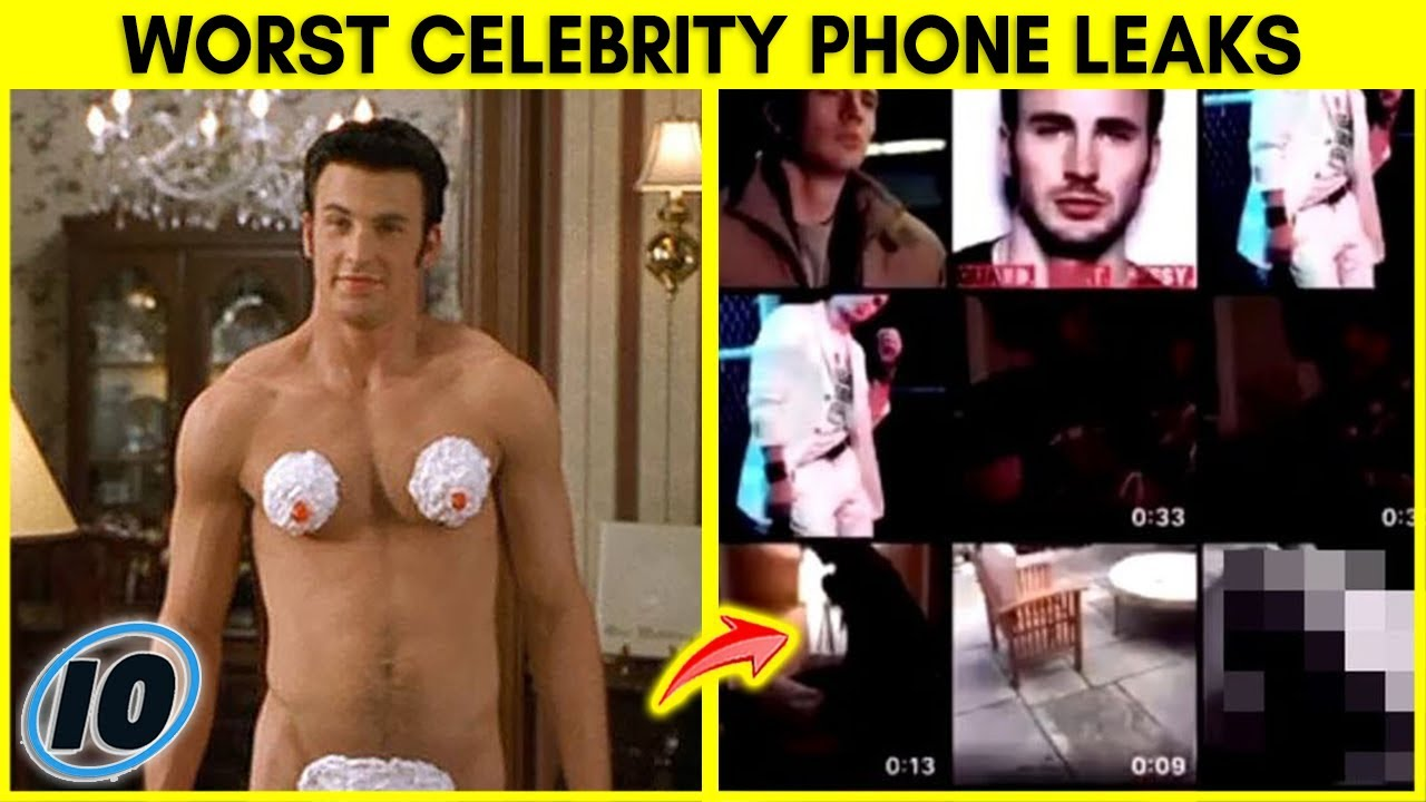 Celebrities Exposed By Leaked Videos Or Photos | Marathon