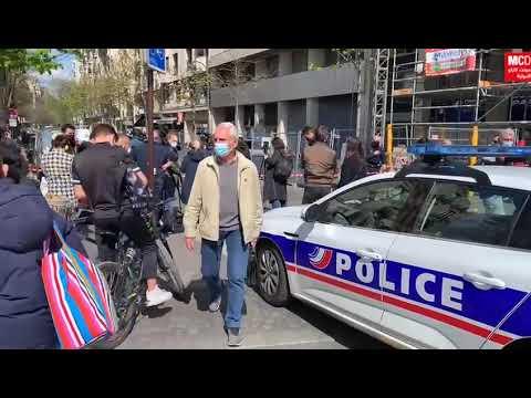 قتيل و جريح في إطلاق النار أمام مستشفى باريسي و فرار المهاجم على متن دراجة نارية  - نشر قبل 38 دقيقة