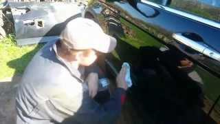 Как отполировать авто (темные цвета) Отполировать авто своими руками. Абразивная полировка.(В данном видео ролике Как отполировать авто темные цвета, показываю как это сделать правильно, как подготов..., 2014-05-01T14:36:58.000Z)