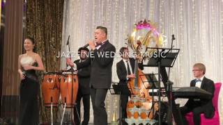 爵士風音樂-Tonie & Celine演唱婚禮 維多麗亞酒店 Grand Victoria Hotel wedding music