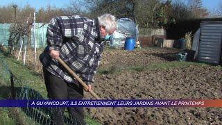 Yvelines | A Guyancourt, ils entretiennent leurs jardins avant le printemps