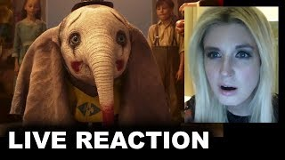 Dumbo Trailer REACTION