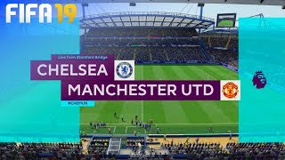 Download Video FIFA 19 - Chelsea vs. Manchester United @ Stamford Bridge MP3 3GP MP4