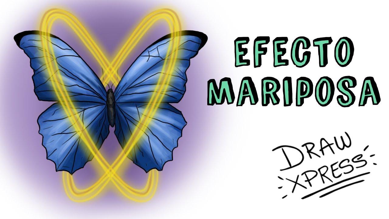 EL EFECTO MARIPOSA | Draw My Life