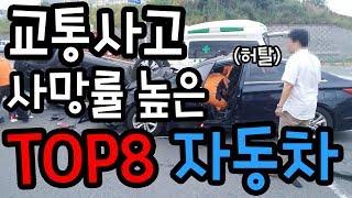 교통사고 사망률 최고 車 2위 기아차 리오, 1위는?
