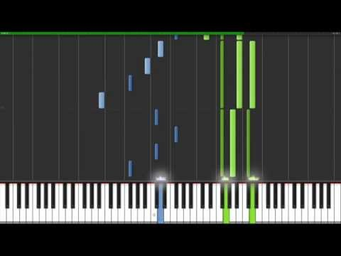 [Tutorial + Sheets] Jeff The Killer Theme (Sweet Dreams Are Made Of Screams)