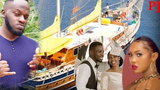 Bobi and Barbie surprises spice Dianah with a boat cruise, sesa bat so excited..
