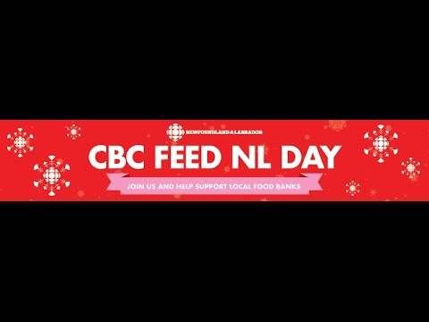 Feed NL Day - St. John's Morning Show
