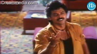Kondapalli Raja Movie - Suman, Venkatesh, Kota Best Challenge Scene