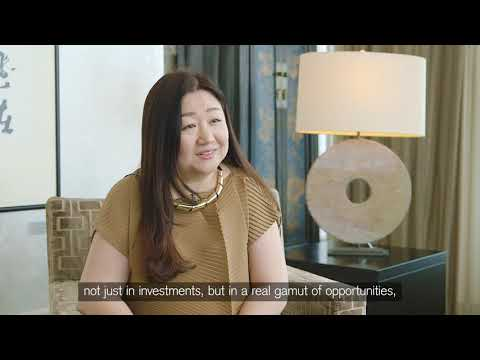 Mae Anderson - Director and Head of Emerging Talent, Private Banking Asia Pacific