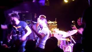 Letlive- Empty Elvis at Chain Reaction 12-6-2013