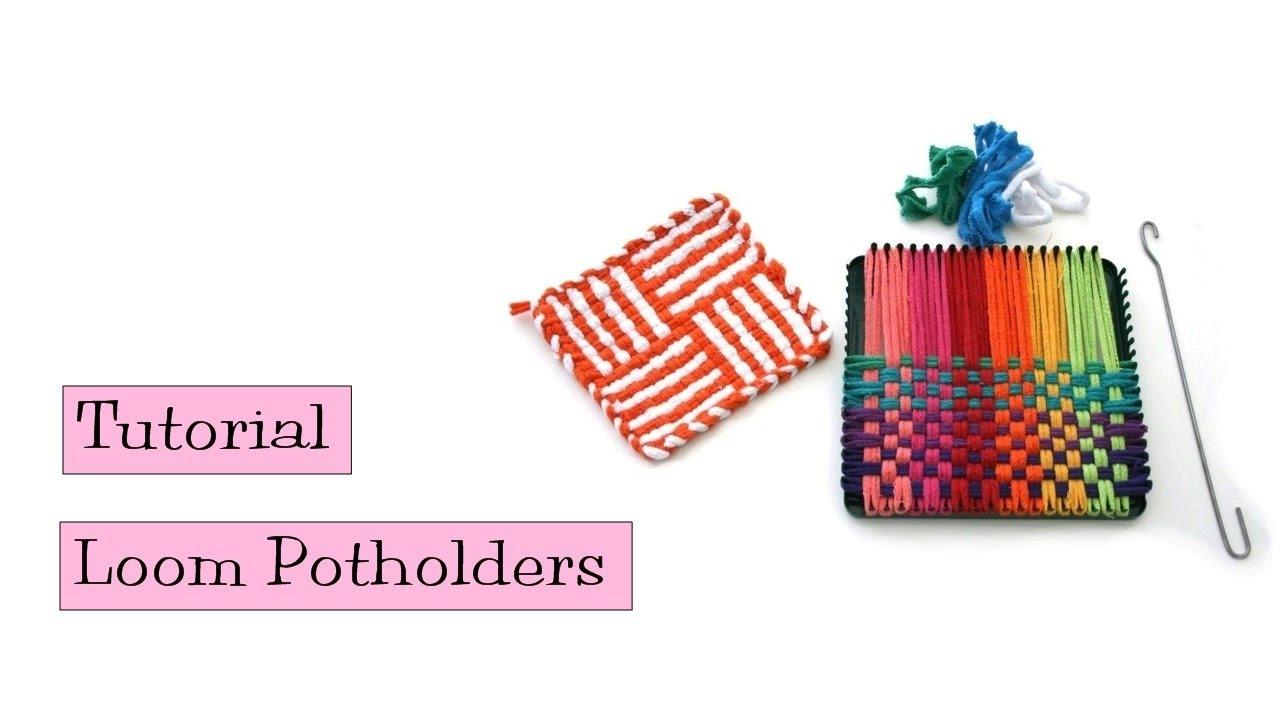 Potholder Loom Patterns Cool Ideas