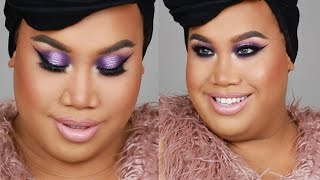 Purple Smokey Eye | PatrickStarrr