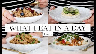 What I Eat in a Day #41 (Vegan/Plant-based) AD | JessBeautician