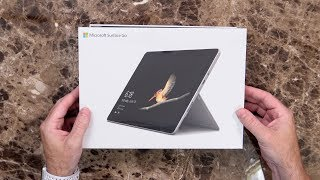 Microsoft Surface Go (8GB/128GB) Unboxing and Mini-Review... I'm not impressed...