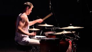 When You Walk Into The Room by Brian & Katie Torwalt (Drum Cover) Tyler Naswell
