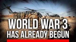 WW3 REPORT! Yes, World War 3 Is Underway, With Syria As Ground Zero