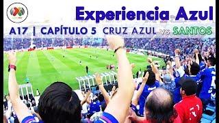 CHACO DIO EL GRITO en el Azul | Cruz Azul 2-1 Santos | Jornada 9