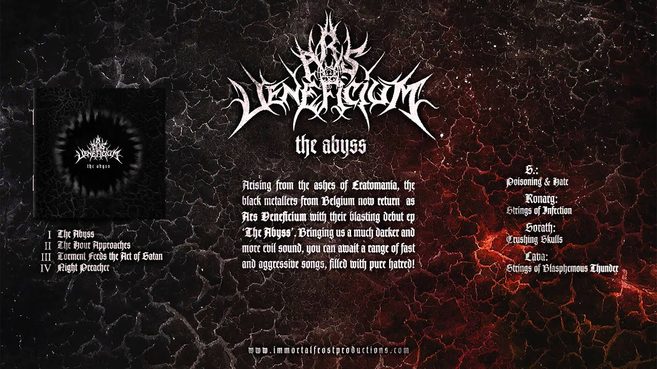 Ars Veneficium - The Abyss › Immortal Frost Productions