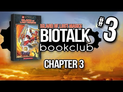 BioTalk Book Club - Island of Lost Masks: Chapter 3