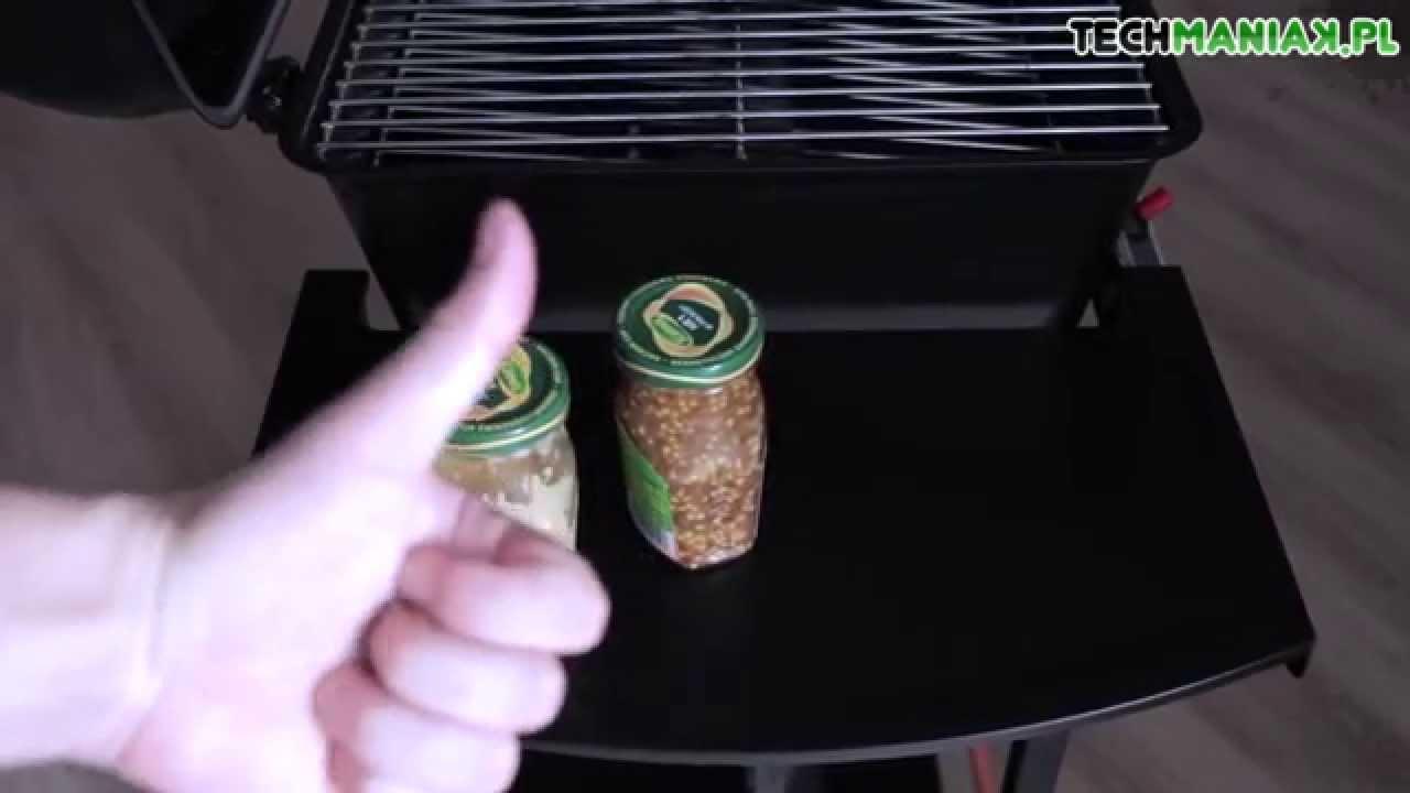 Landmann Holzkohlegrill Opinie : Recenzja grill chef by landmann youtube