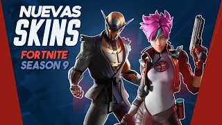 NEW *SKINS FILTRATED* IN FORTNITE! - Leaks 9.40