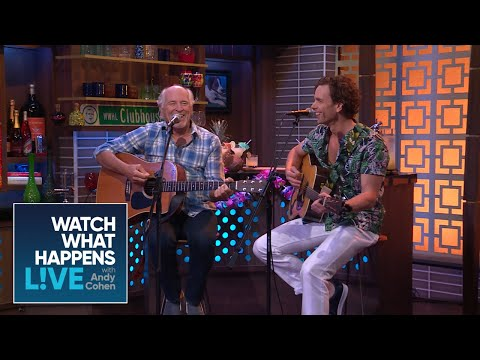 Jimmy Buffett Performs 'Margaritaville' with Paul Alexander Nolan | WWHL