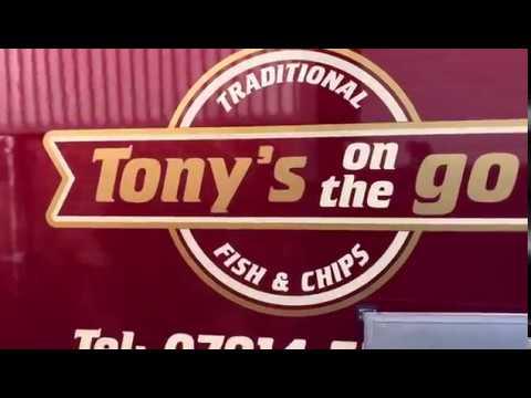 Pro Fry Ltd Mobile Fish & Chip Van Tour