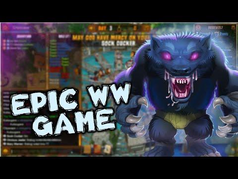 Town Of Salem | EPIC WEREWOLF GAME | Werewolf Gameplay Ranked Practice