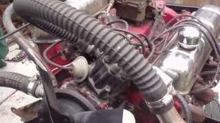 62 1962 Buick 215 Aluminum V8 - Running