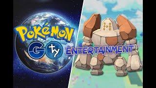 [PokemonGo] Fighting and Catching Regirock