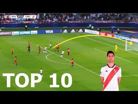 Gonzalo 'Pity' Martínez ● Top 10 goles imposibles en su carrera
