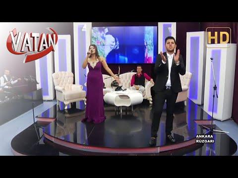Vatan Tv Armağan Arslan Ve Seda Kara Düet - Ha Babam Ha - Ankara Güzelse Sebebi Sensi