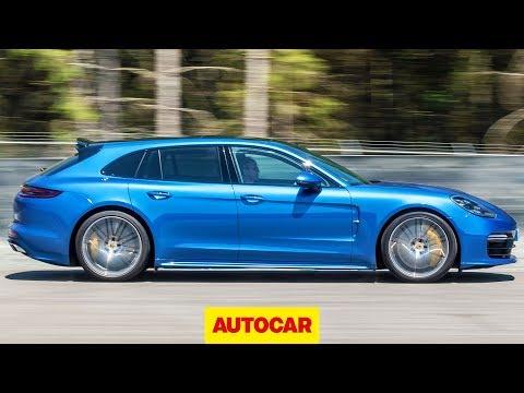 Porsche Panamera Turbo Sport Turismo review | A practical 541bhp V8? | Autocar
