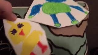 Toy Story 4 CARDBOARD INTRO 2