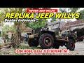 Jeep Willys Replika Harga 22jt