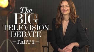 Michelle Monaghan & TV's Biggest Actresses On Sexism | Pt 3