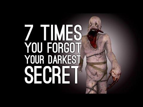 7 Times You Forgot Your Own Darkest Secret