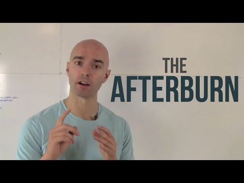 The Afterburn Effect Explained