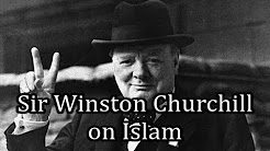winston churchill essay on islam