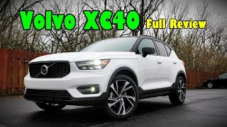 2019 Volvo XC40: FULL REVIEW | The BEST Luxury CUV Money Can Buy!