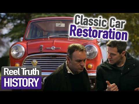 Classic Mini Cooper Restoration (Before & After)   For The Love Of Cars   Reel Truth History