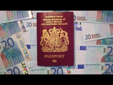 "Reino Unido cancela programa de vistos ""gold"""